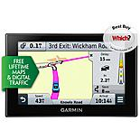 "Garmin nuvi 2599LMT-D 5"" Sat Nav with UK, Ireland & Full Europe Lifetime Maps and Traffic"