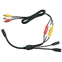 image of GoPro Hero3 Combo Cable