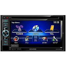 image of Kenwood DDX4025BT 6.1 Double Din DVD/CD/Bluetooth/Ipod/USB Car Stereo