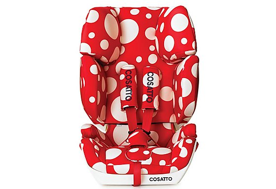 Cosatto Scootle Group 123 RED BUBBLE