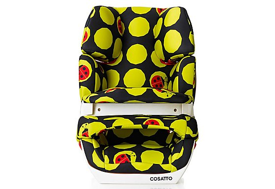 Cosatto Troop group 123 ISOFIT LADYBUG