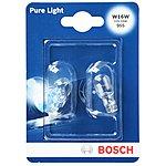 image of Bosch 955 W16W Car Bulbs x 2