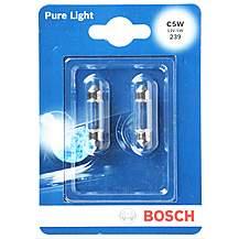 image of Bosch 239 C5W Car Bulbs x 2