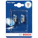 Bosch Car Side/Tail Lights & Number Plate Bulbs 233 x 2