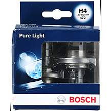image of Bosch 472 H4 Car Bulbs x 2