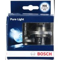 Bosch Car Headlamp Bulbs 472 H4 x 2