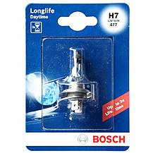 image of Bosch 477 H7 Longlife Car Bulb  x 1