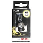 image of Bosch 477 H7 Plus 90 Car Bulb  x 1