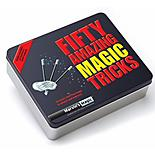 50 Amazing Magic Tricks Tin