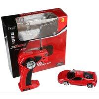 Ferrari 458 Remote Control Car 1.32 Scale - Red