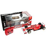 image of Ferrari F1 Remote Control Car 1.18 Scale