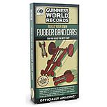 Guinness World Records Build Your Own Rubber Band Car