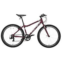 "image of Carrera Axle Limited Edition Womens 27.5"" Hybrid Bike 2015"