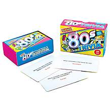 image of 80's Trivia Cards