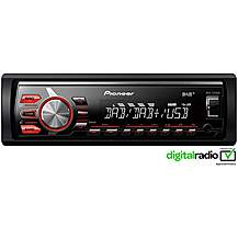 image of Pioneer MVH-270DAB Car Radio