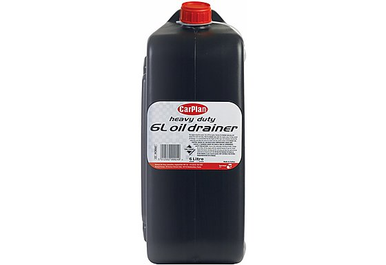 Bell 6 Litre Oil Drainer Can