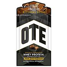 image of OTE Whey Recovery Drink 14X52G Chocolate