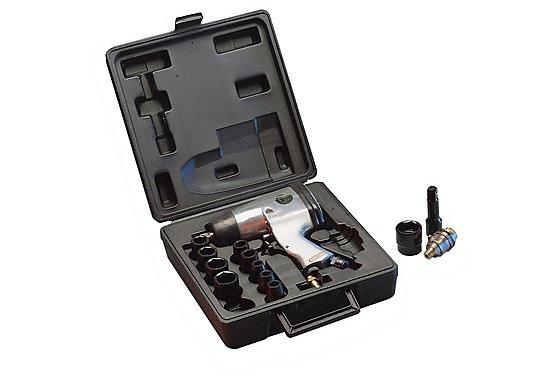 SIP Air Impact Wrench Kit 1/2