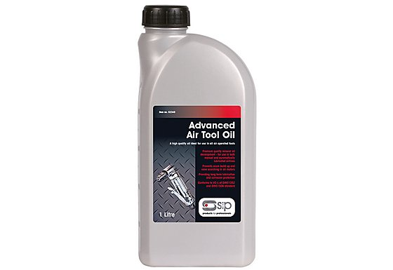 SIP Advanced Air Tool Oil 1 Litre