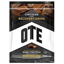 image of OTE Whey Recovery Drink 1KG Chocolate