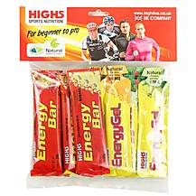 image of High5 EnergyGel & EnergyBar Trial Pack