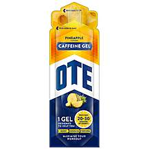 image of OTE Caffine Gel 20x56G Pineapple
