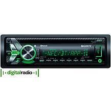 image of Sony MEX-N6000BD DAB Radio