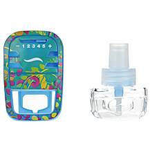 image of Febreze Car Fruity Tropics Starter Kit