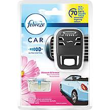 image of Febreze Car Blossom & Breeze Starter Kit