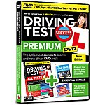 image of Driving Test Success All Tests Premium DVD 2014/15 Edition