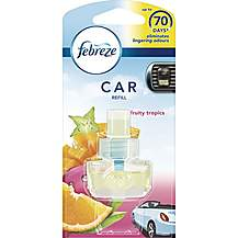 image of Febreze Car Fruit Tropics Refill