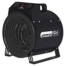 image of SIP Fireball Turbo Fan 3000 - Heater