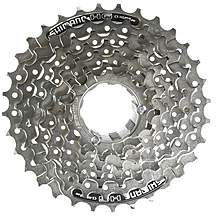 image of Shimano HG300 9 Speed Cassette 11-32T