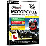 DTS The Complete Motorcycle Theory and Hazard Perception Tests 2014/15