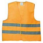 image of Halfords High Vis Orange Waistcoat