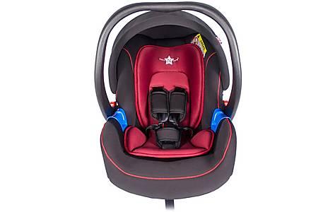 image of Cozy N Safe Group 0+ Child Car Seat - Grey/Black