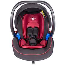 image of Cozy N Safe Group 0+ Child Car Seat - Grey/Black