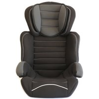 Cozy 'N' Safe Group 2/3 High Back Booster Seat Grey/Black