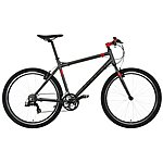 image of Carrera Parva Limited Edition Mens Hybrid Bike 2015 - Grey