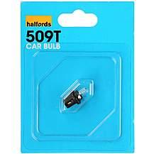 image of Halfords 509T  Car Bulb x 1