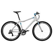 image of Carrera Parva Limited Edition Womens Hybrid Bike 2015 - Silver