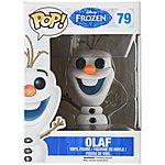 image of Frozen Olaf Pop Vinyl