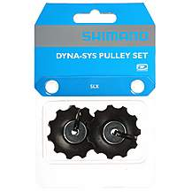 image of Shimano RD-M593 Guide and Tension Pulley Set