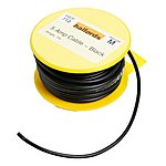 image of Halfords 5 Amp Cable Black HEF712