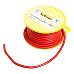 image of Halfords 17 Amp Cable Red HEF731