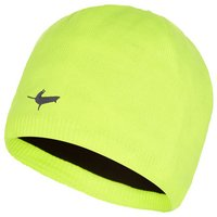 SealSkinz Waterproof Beanie Hat Neon - Large/X Large