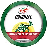 image of Turtle Wax Original Hard Shell Shine Car Wax 250g