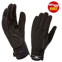 SealSkinz All Weather Cycle Gloves Black - Medium