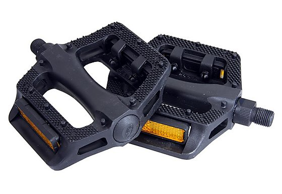Halfords Resin BMX Bike Pedals