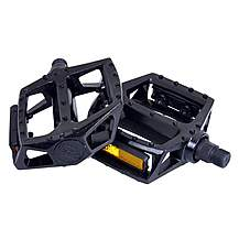image of Halfords Alloy Platform Bike Pedals